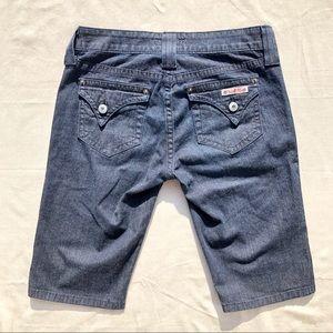 Hudson Bermuda Denim Shorts